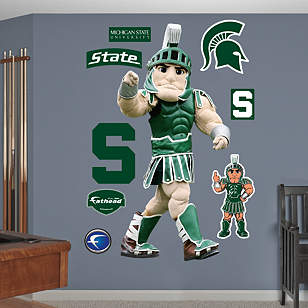 Michigan State Mascot - Sparty